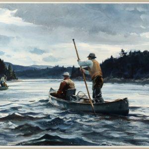 Salmon Fishermen