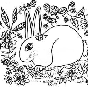Magda Love Rabbit