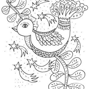 Magda Love Bird