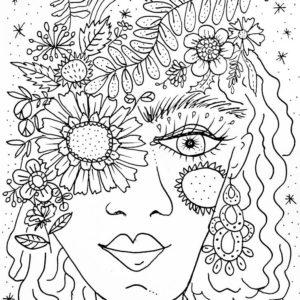 Magda Love Crown