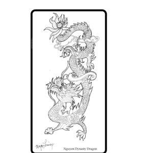 Nguyen Dynasty Dragon (Lemieux)